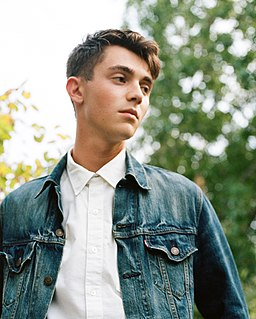 Greyson Chance American singer, songwriter, and musician