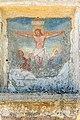Griffen Untergreutschach Bildstock Jagakreuz Fresko Kreuzigung Christi 26052017 5162.jpg