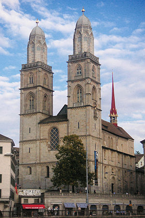 The Grossmünster