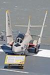 Grumman TF-9J Cougar '147276 F-201' (27270253788).jpg