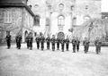 Gruppe von Infanteristen beim Bajonettfechten - CH-BAR - 3238137.tif