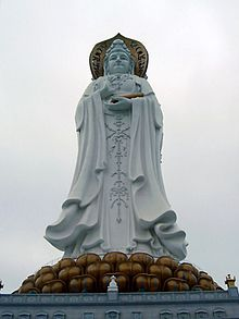 Description de l'image  Guanyin Sanya.jpg.