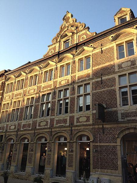 Huis 'het Gulden Vlies', Scherpenheuvel in november 2014