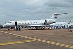 Gulfstream G550 'N550GA' (35745435615).jpg