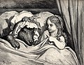 GustaveDore She was astonished to see how her grandmother looked.1.jpg