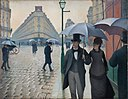 Gustave Caillebotte - Paris Street, Rainy Day - 1964.336 - Art Institute of Chicago.jpg