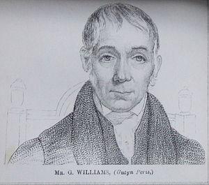 Griffith Williams (Gutyn Peris) - Image: Gutyn Peris