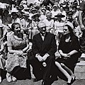 Guy Mollet-Golda Meir-Israel Indepence Day 1959.jpg