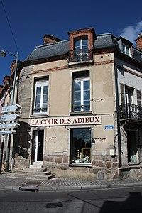 Hôtel de la Surintendance des Bâtiments à Fontainebleau le 12 septembre 2014 - 2.jpg