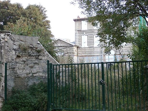 Monument historique à Pantin