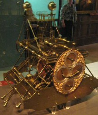 John Harrison - Harrison's first sea clock (H1)