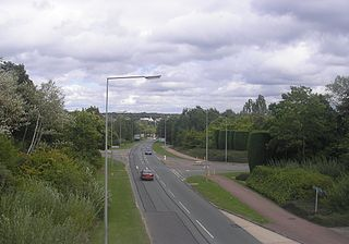 Milton Keynes grid road system