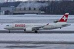 HB-JCC Bombardier BD-5001A11 CS300 BCS3 - SWR (27179860279).jpg