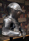 HJRK S XIV - Jousting armour of Maximilian I, side.jpg