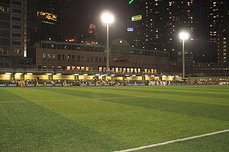Hong Kong Football Club Stadium - Image: HKFC Stadium