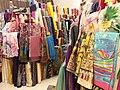 HK 上環 Sheung Wan 西港城 Western Market 花布街 Cloth shop January 2019 SSG 09.jpg