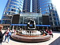 HK 中環 Central 交易廣場 Exchange Square 亨利摩爾 Henry Moore sculpture Oval with Points December 2019 SS2 12.jpg