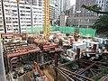HK 石塘咀 Shek Tong Tsui 翰林峰 Novum West constrution site Nov 2017 IX1 05.jpg
