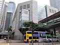 HK Central 中環 耀民街 Yiu Man Street footbridge IFC Mall May 2020 SS2 03.jpg