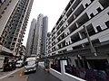 HK SW 上環 Sheung Wan 士丹頓街 Staunton Street near PMQ mall morning Febtuary 2020 SS2 04.jpg