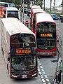 HK SW 上環 Sheung Wan Chung Kong Road 中環港澳碼頭巴士總站 Central (Macau Ferry) Bus Terminus route 182 fleet December 2020 SS2.jpg