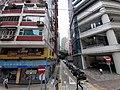 HK Tram 92 view 灣仔 Wan Chai 莊士敦道 28 Johnston Road Landale Street October 2019 SS2 03.jpg