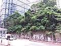 HK tram tour view Wan Chai Queen's Road East Pacific Place July 2019 SSG 01.jpg