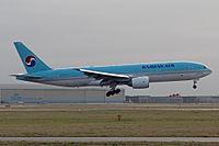 HL7751 - B772 - Korean Air