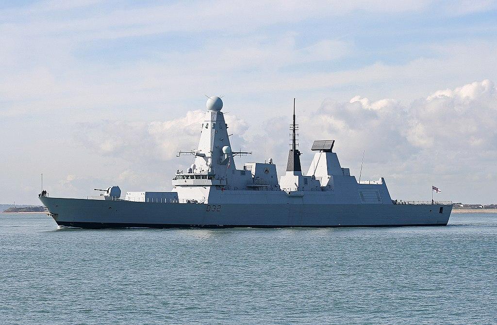 Крупнейший британский авианосец заступил на боевое дежурство - Цензор.НЕТ 5948