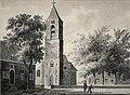 HUA-107578-Gezicht in het dorp Leersum met de Nederlands Hervormde kerk en enkele naastgelegen gebouwen.jpg