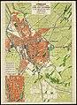 HUA-210075-Plattegrond van de stad Utrecht de gemeente Zuilen en de bossen bij Amelisweerd en Rhijnauwen op het grondgebied van de gemeente Bunnik met weergave v.jpg