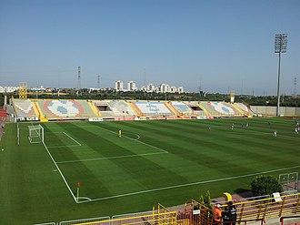 2015 UEFA Women's Under-19 Championship - Image: Haberfeld Stadium 18