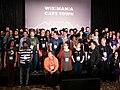 Hackathon Group Photo, Wikimania 2018, Cape Town (P1050650).jpg