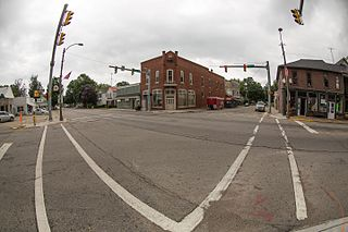 Hagerstown, Indiana Town in Indiana, United States