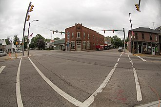 Hagerstown, Indiana - Image: Hagerstown, Indiana