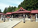 Haiden of Kanahebi-Suijinja shrine 2.JPG