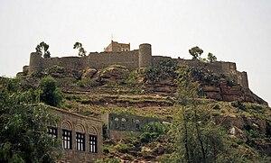 Hajjah - Hajjah fortress