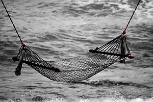 Hammock - Hammock beside the beach
