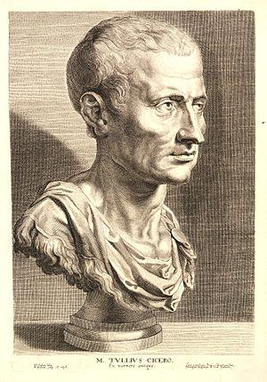 Hans Witdoeck - M. Tullius Cicero