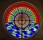 Hanstorf Kirche Fenster des Westportals.jpg