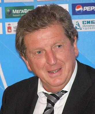 Roy Hodgson - Hodgson in 2009