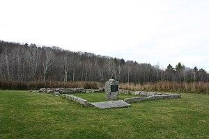 Harlan F. Stone - Birthplace of Harlan Fiske Stone