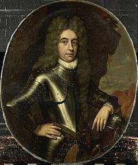 Portrait of Harmen Lijnslager, Secretary of the Admiralty of Amsterdam