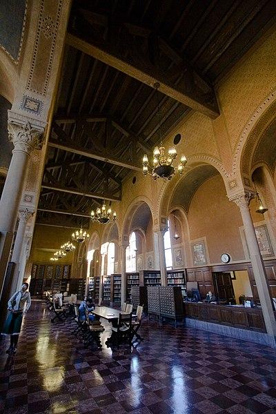 Библиотека 400px-Harry_Potter%27s_Library
