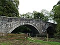 Haugh Bridge on the old Military Road (geograph 2733923).jpg