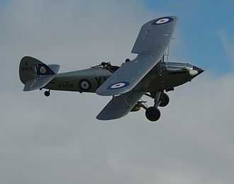 Hawker Hind - Image: Hawker Hind K5414 (Shuttleworth Uncovered)