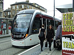 Haymarket tram stop (geograph 4017640).jpg