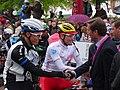 Hazebrouck - Quatre jours de Dunkerque, étape 2, 8 mai 2014, départ (B16).JPG