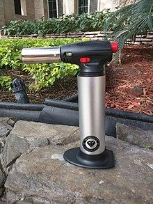Butane torch - Wikipedia