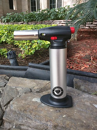 Butane torch - Torch for soldering, plumbing, jewelry and brazing
